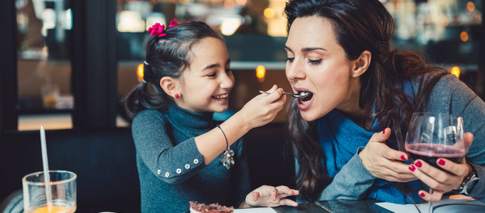 Family Restaurants in Grapevine at Grapevine Towne Center
